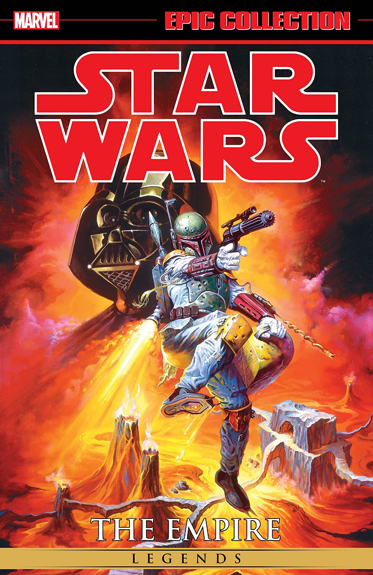 Star Wars Legends Epic Collection: The Empire Tome 4