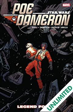 Star Wars: Poe Dameron Vol. 4: Legend Found