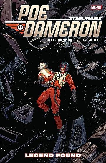 Star Wars: Poe Dameron Tome 4: Legend Found