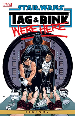 Star Wars: Tag & Bink Were Here