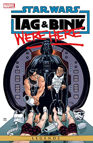 Star Wars: Tag & Bink Were Here