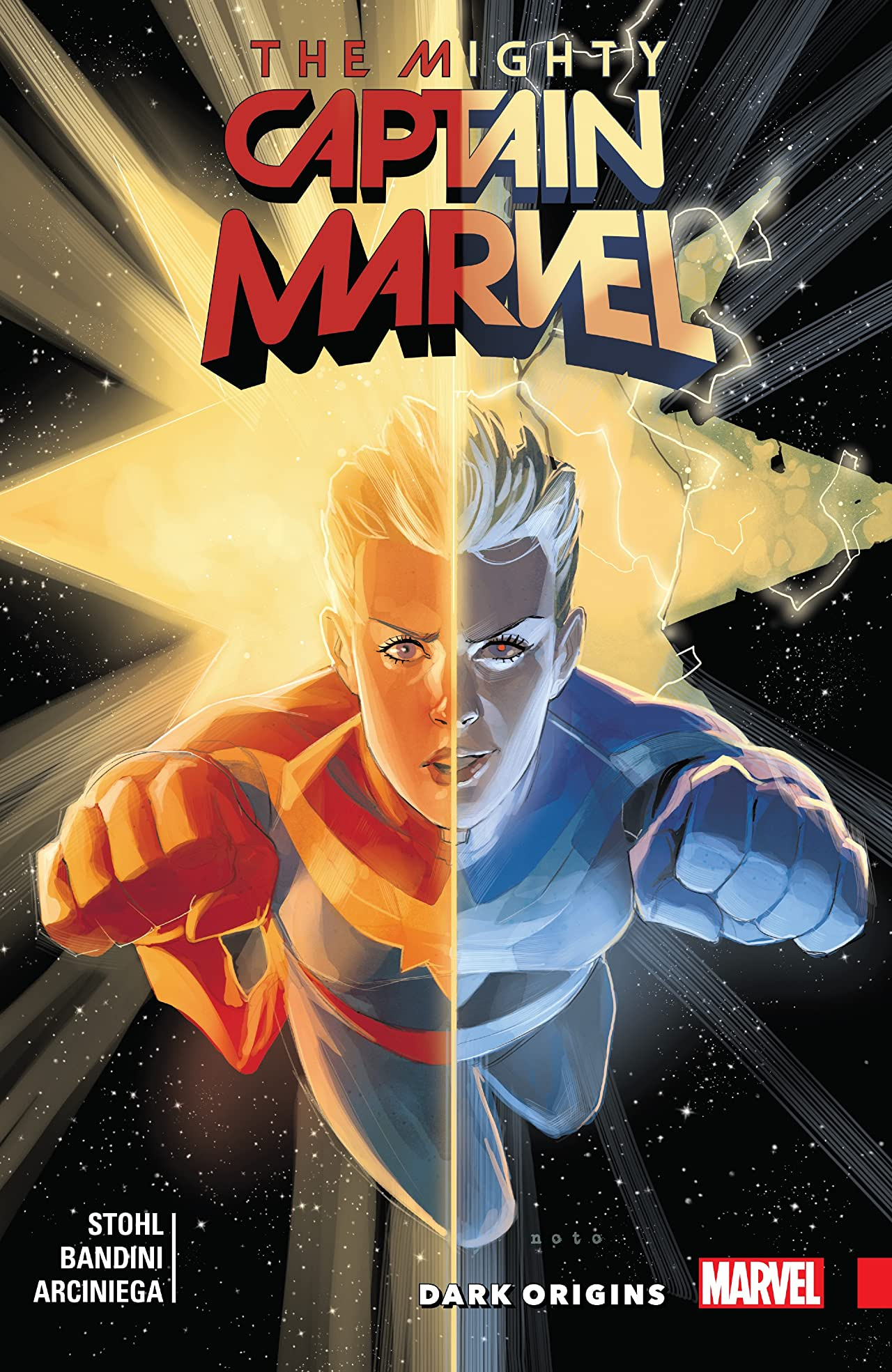 The Mighty Captain Marvel Tome 3: Dark Origins