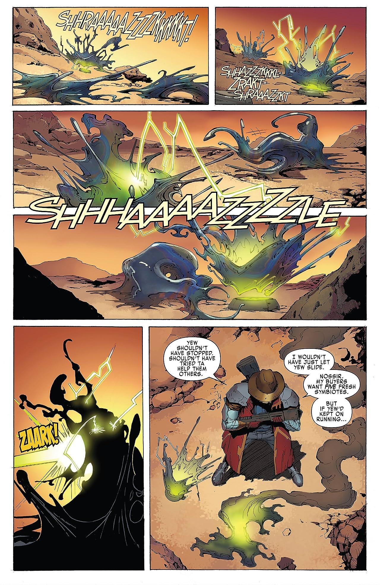 Venom & X-Men: Poison-X
