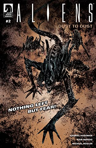 Aliens: Dust to Dust No.2