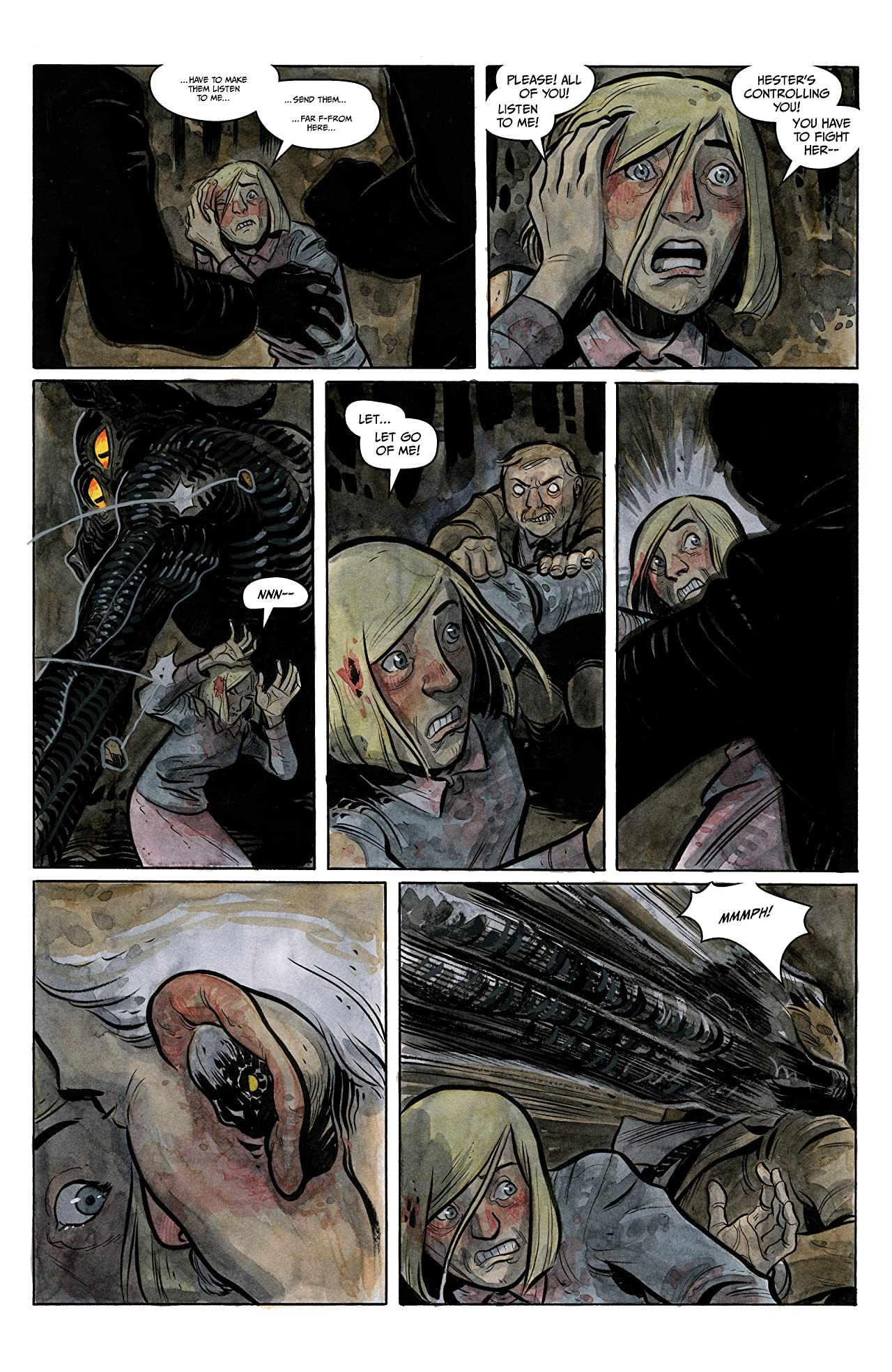 Harrow County #31