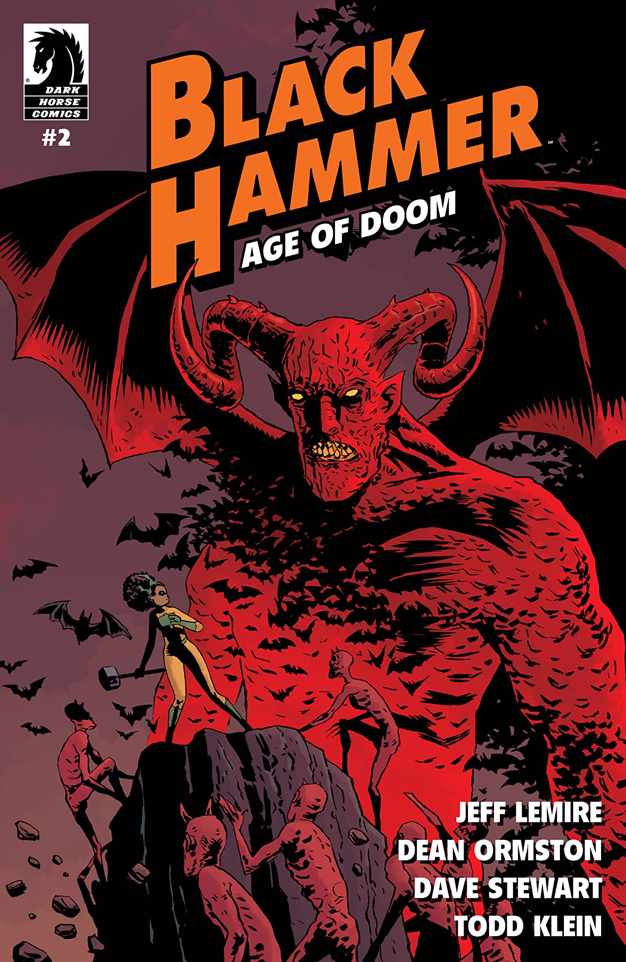 Black Hammer: Age of Doom No.2