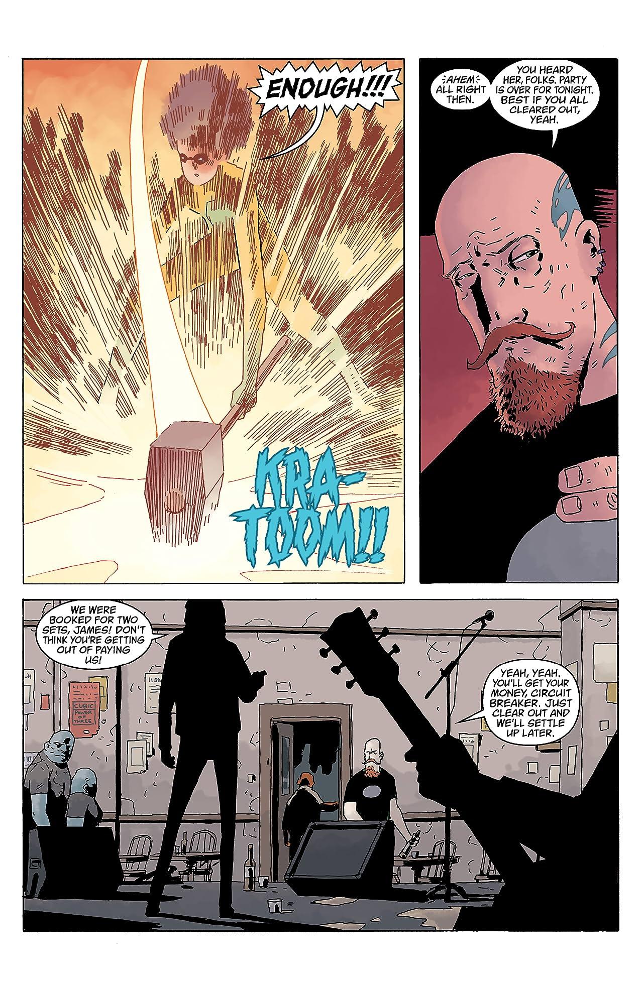 Black Hammer: Age of Doom No.2