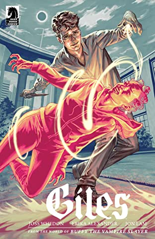 Buffy Season 11: Giles #4
