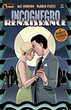 Incognegro: Renaissance #4