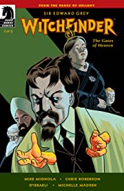 Witchfinder: The Gates of Heaven #1