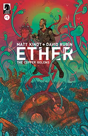 Ether: Copper Golems No.1