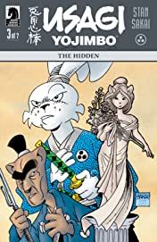 Usagi Yojimbo: The Hidden #3