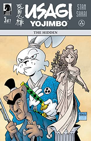 Usagi Yojimbo: The Hidden No.3
