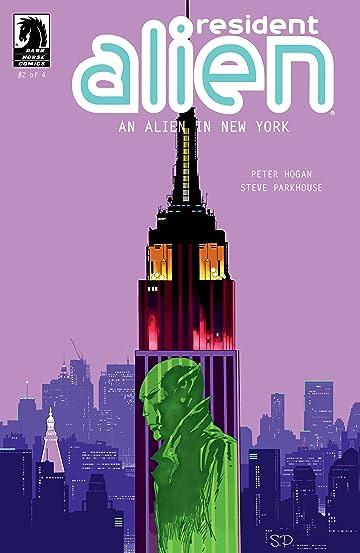 Resident Alien: An Alien in New York #2