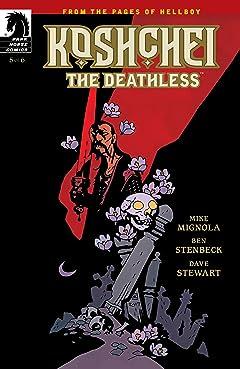 Koshchei the Deathless #5