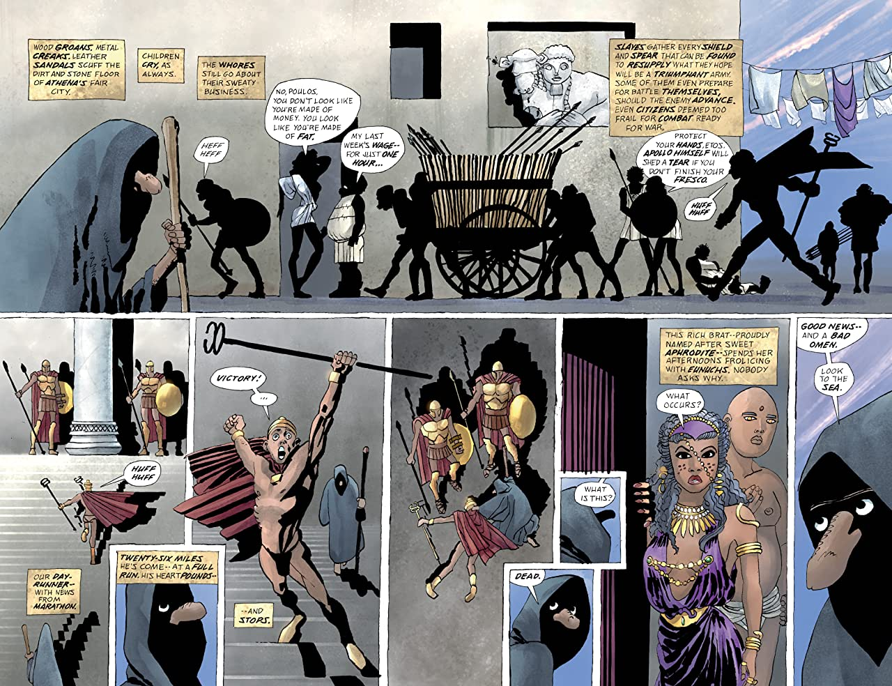 Xerxes: The Fall of the House of Darius and the Rise of Alexander #2