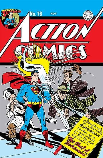 Action Comics (1938-2011) #78