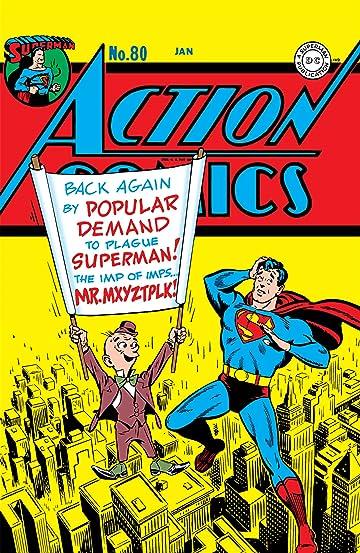 Action Comics (1938-2011) #80-81