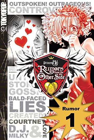 Princess Ai: Rumors #1