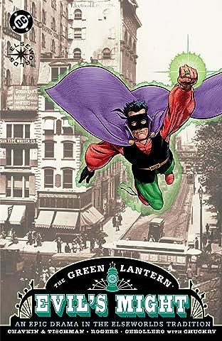 Green Lantern: Evil's Might (2002) #1