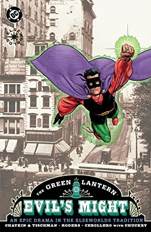 Green Lantern: Evil's Might (2002) #1