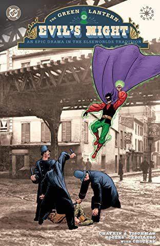 Green Lantern: Evil's Might (2002) #2