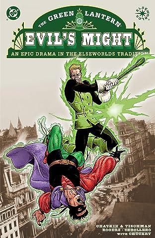 Green Lantern: Evil's Might (2002) #3