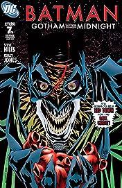 Batman: Gotham After Midnight (2008-2009) #7