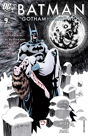 Batman: Gotham After Midnight (2008-2009) #9