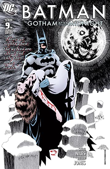 Batman: Gotham After Midnight (2008-2009) #9