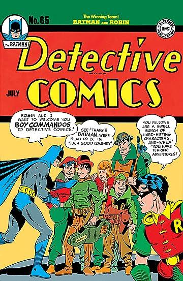 Detective Comics (1937-2011) #65