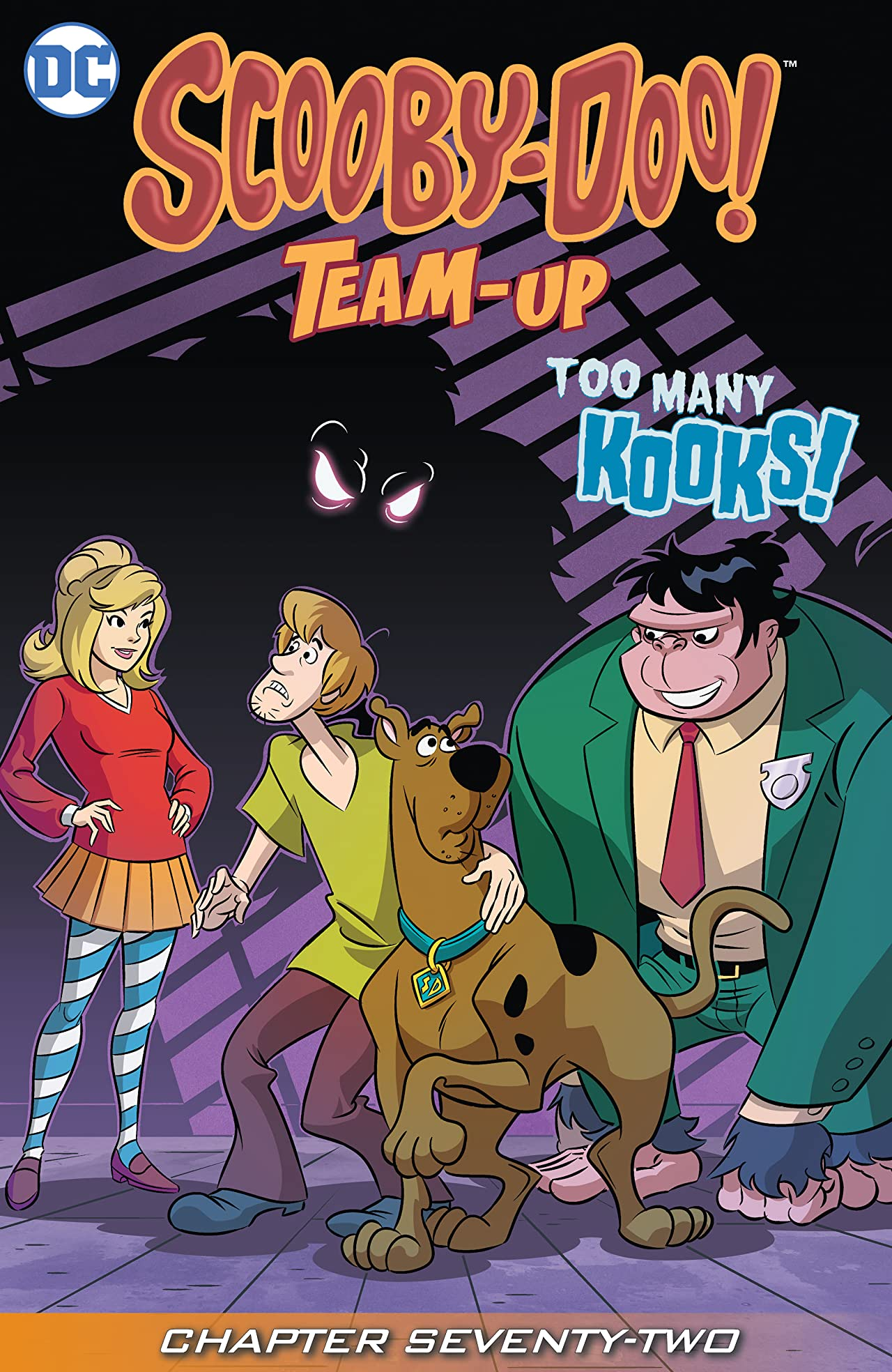 Scooby-Doo Team-Up (2013-) #72
