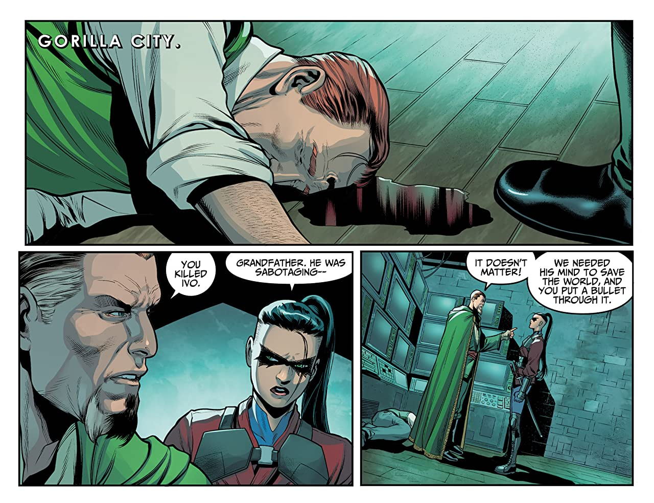 Injustice 2 (2017-) #50