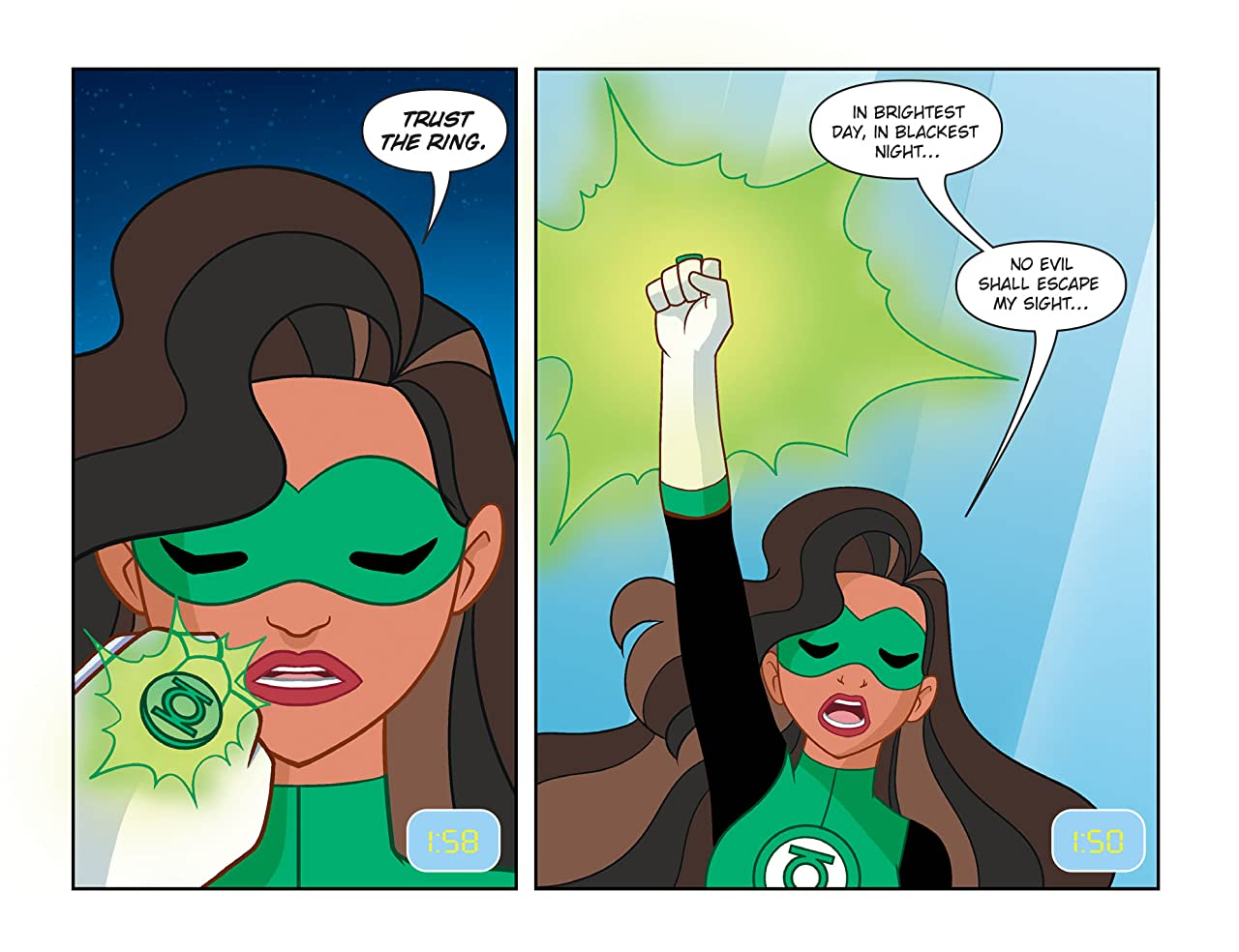 DC Super Hero Girls: Spaced Out (2017-2018) #9