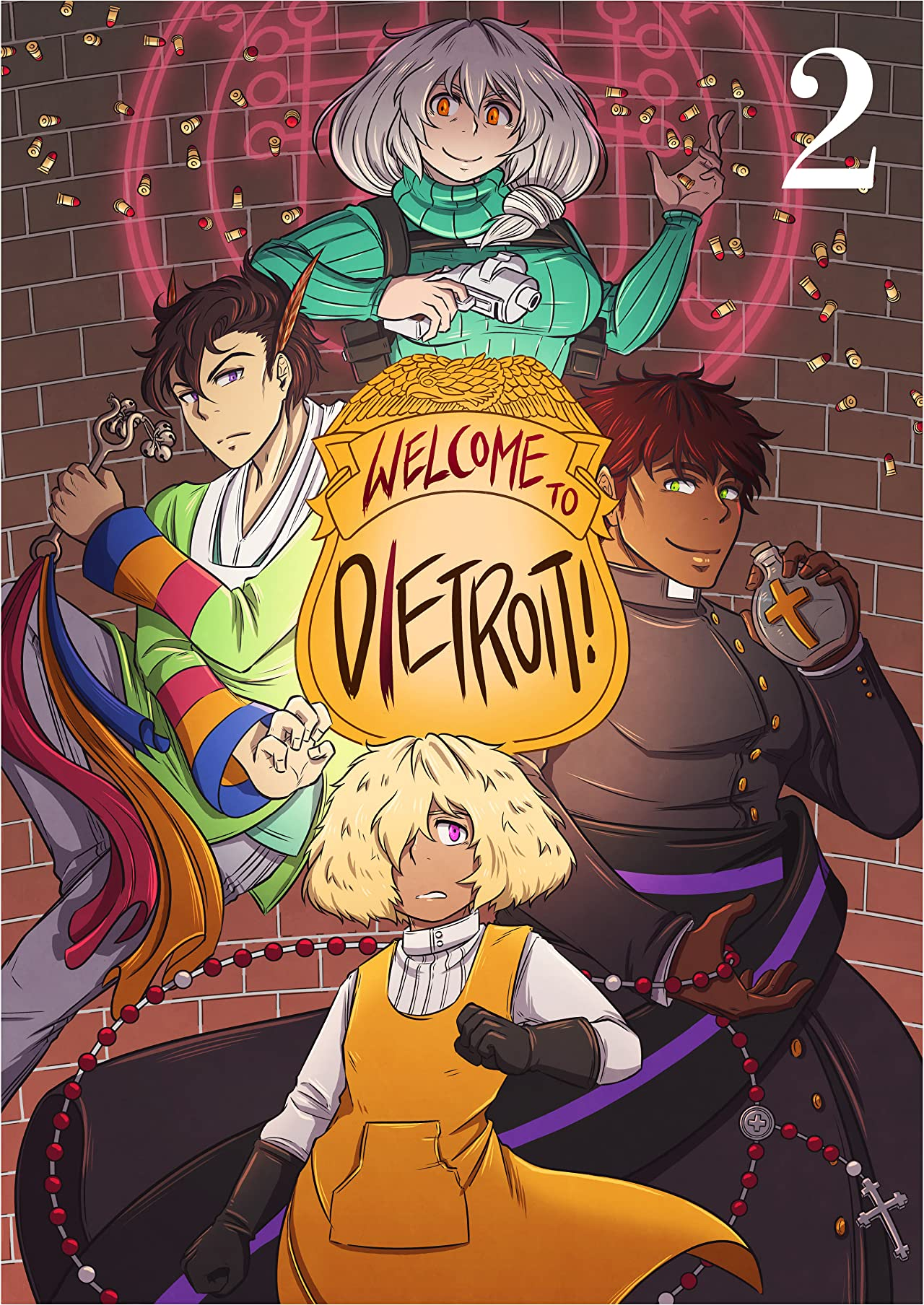 WELCOME TO DIETROIT #2