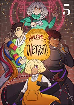 WELCOME TO DIETROIT #5