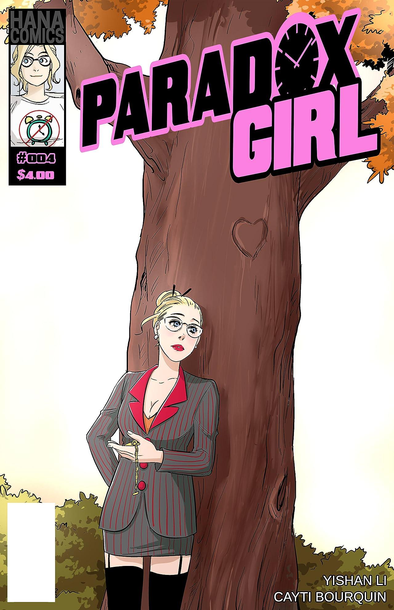 Paradox Girl #4