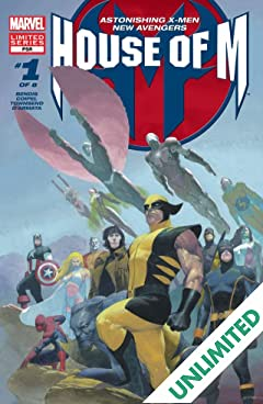 House of M #1 (of 8)