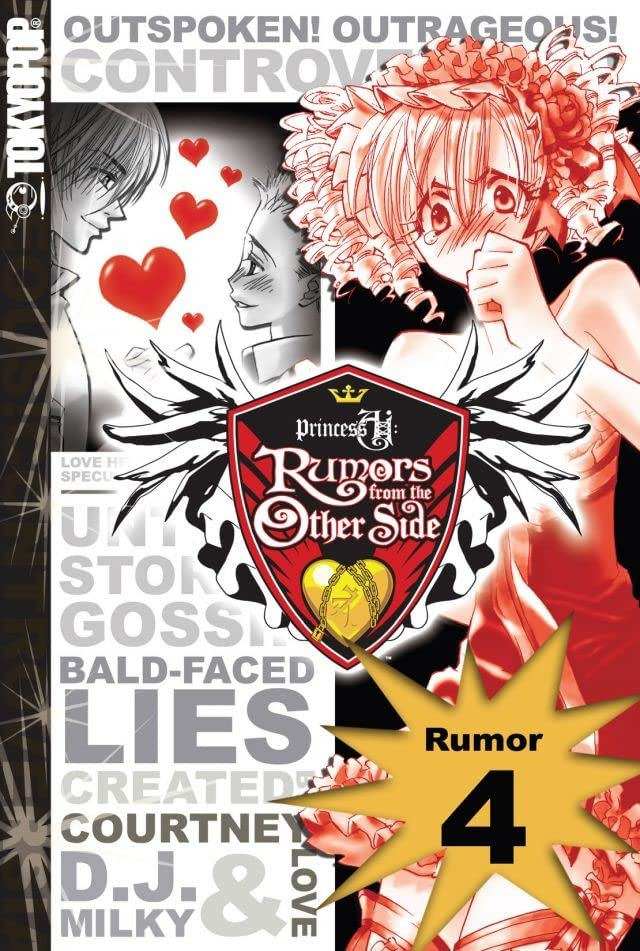 Princess Ai: Rumors #4