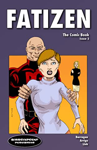 Fatizen: The Comic Book #3