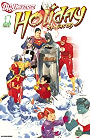 DC Holiday Special 2009