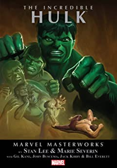 Incredible Hulk Masterworks Tome 3