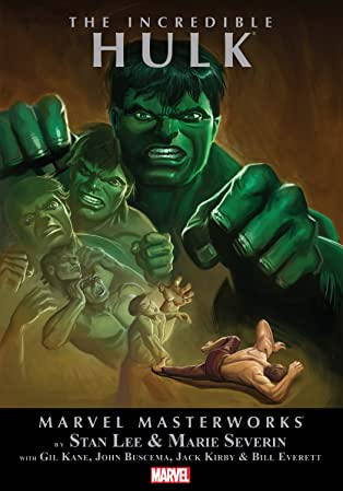 Incredible Hulk Masterworks Vol. 3