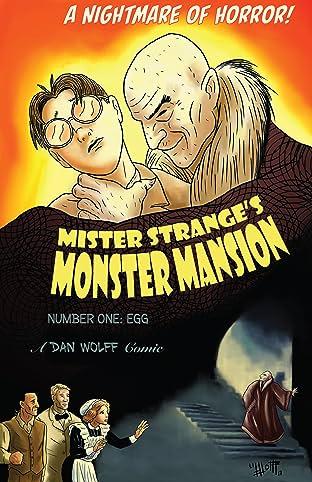 Mister Strange's Monster Mansion #1