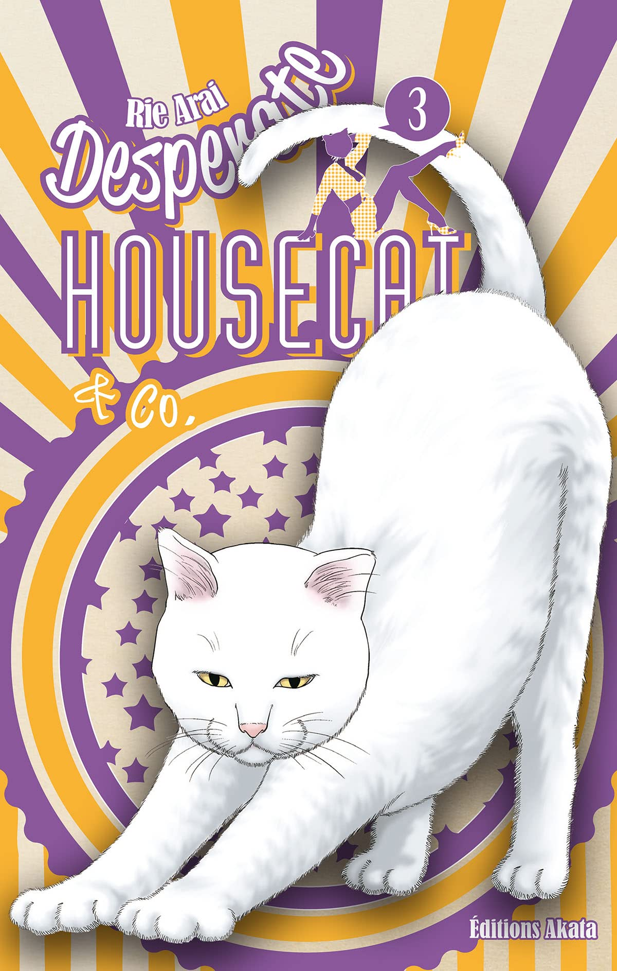 Desperate Housecat & Co. Vol. 3