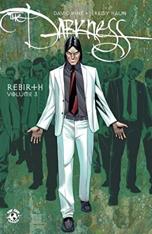 The Darkness: Rebirth Tome 3