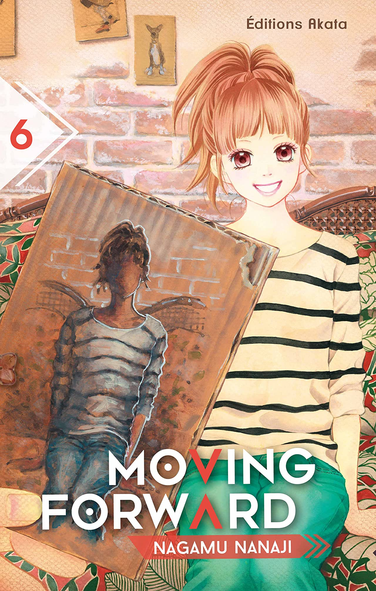 Moving Forward Vol. 6