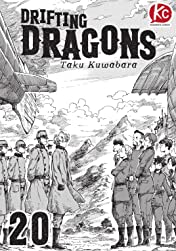 Drifting Dragons #20