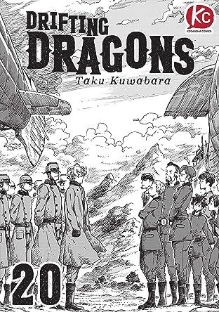 Drifting Dragons No.20