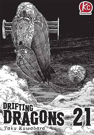 Drifting Dragons #21